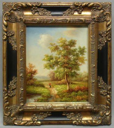 Classic vintage frame