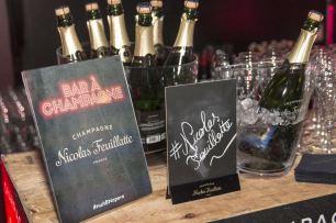 Nicolas Feuillatte Champagne promo