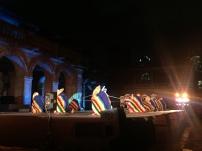 Mexico city Folk show