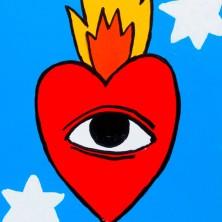 Ricardo Cavolo fire heart