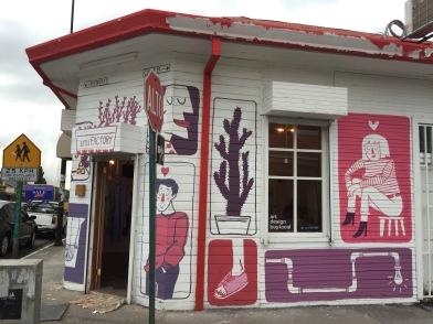 SatisFACTORY San Jose artist shop