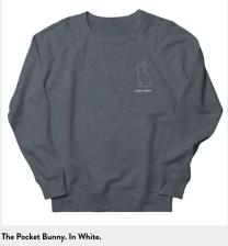 Jano Lapin Pocket Bunny Sweatshirt