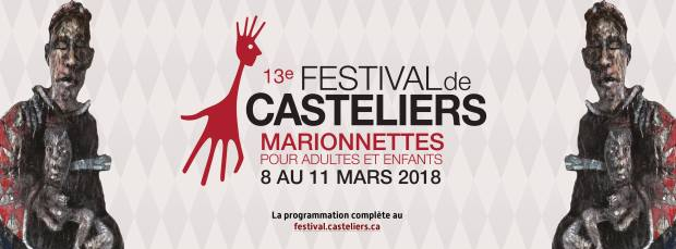 Casteliers 13th edition 2018 Puppet Theatre